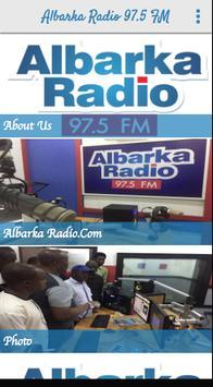 Albarka Radio 97.5 FM screenshot 2