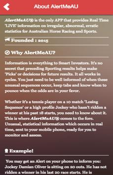 AlertMeAu Racing and Sports for Android - APK Download