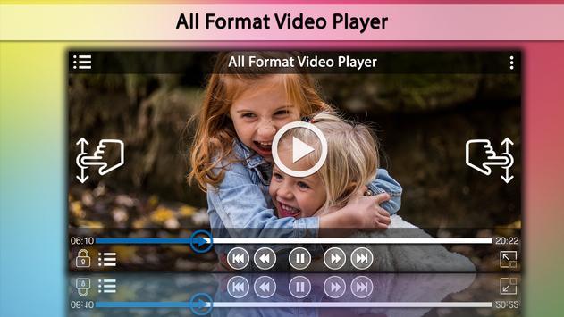 All Format Video Player ( HD Video Player ) apk screenshot