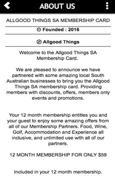 Allgood Things SA screenshot 4