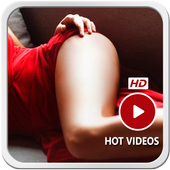 Amazing sexy girl videos hot mms video app funny icon