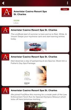 Ameristar St. Charles screenshot 1