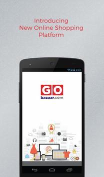 Gobazaar App poster