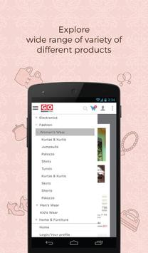 Gobazaar App screenshot 1
