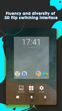 3D Laucher Pro screenshot 2