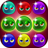 Angry Jelly Mark icon