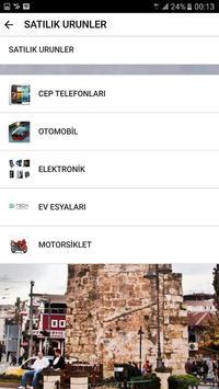 ANTALYA ALISVERIS apk screenshot
