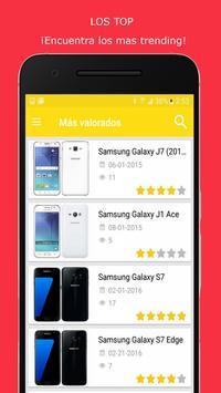Reseñas Moviles Samsung screenshot 5