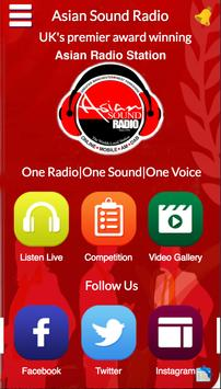 Asian Sound Radio Network apk screenshot