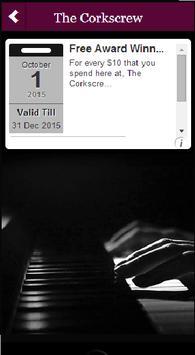 The Corkscrew apk screenshot
