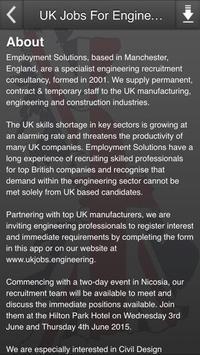UK Jobs For Engineers apk screenshot