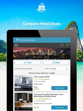 ExtraHotel.com - Hotel Search apk screenshot
