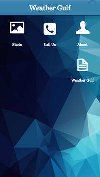 طقس الخليج apk screenshot