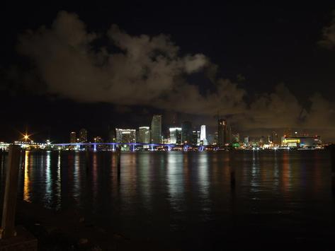 Miami Beach Diamonds poster