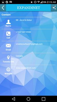 EXPANDINET apk screenshot