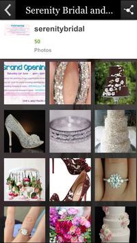 Serenity Bridal and Formal poster