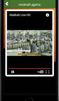 ceramah agama apk screenshot