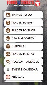 Tours and Tickets Mpumalanga apk screenshot