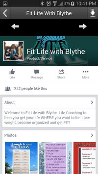 Fit Life With Blythe screenshot 5