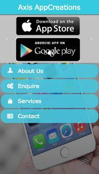Axis AppCreations screenshot 1