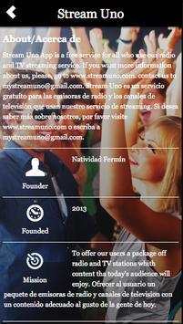 Stream Uno poster