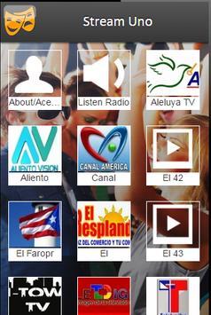 Stream Uno screenshot 1