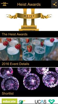 Heist Awards apk screenshot