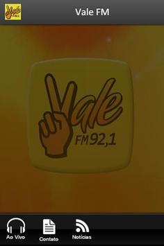 Vale FM poster