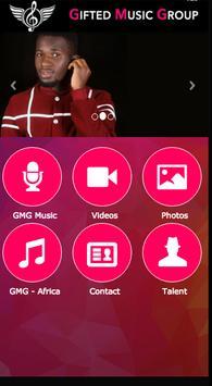 GMG Gifted Music Group apk screenshot