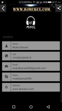 DJ Mukul screenshot 4