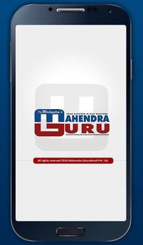 MAHENDRA GURU - SBI - IBPS SSC poster