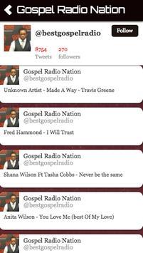 Gospel Radio Nation apk screenshot