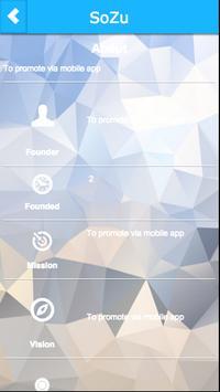 SoZu apk screenshot
