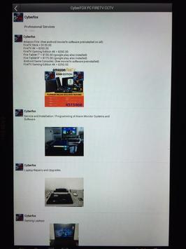 CyberFOX PC CCTV FIRETV screenshot 1