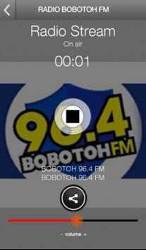 Radio Bobotoh Fm apk screenshot