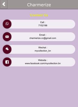 Charmerize apk screenshot