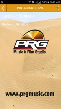 PRG Music & Film Studio постер