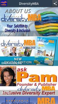 DiversityMBA poster