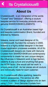 Its Crystalicious® screenshot 2