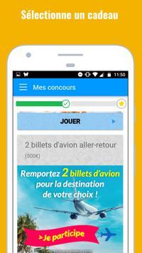 🎁 Midas : Concours 100% gratuit screenshot 1