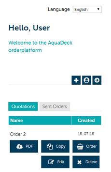 Aquadeck screenshot 1