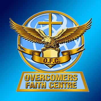 Overcomers Faith Centre poster