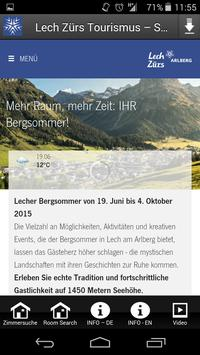 SUSY - Lech Zürs Tourismus screenshot 3
