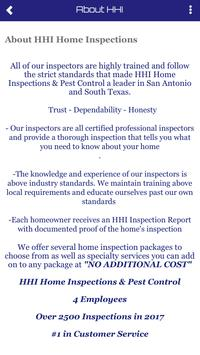HHI HOME INSPECTIONS apk screenshot
