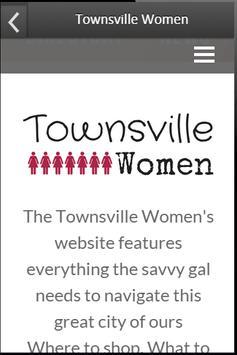 Townsville Women screenshot 1