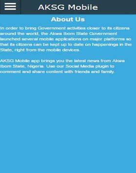 AKSG Mobile apk screenshot
