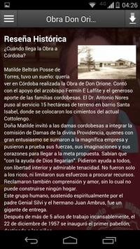 Cottolengo Don Orione apk screenshot