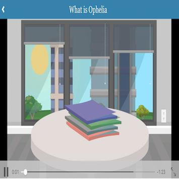 Ophelia apk screenshot