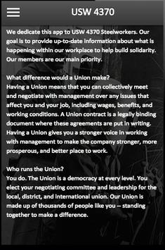 USW 4370 poster
