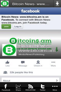 Bitcoin News- www.bitcoins.am poster